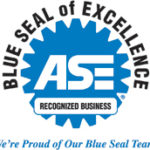 We are a ASE Blue Seal of Excellence Recognized Business